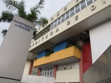 Quarteirão da Saúde, a state-of-the-art health facility serving Diadema's low-income residents.
